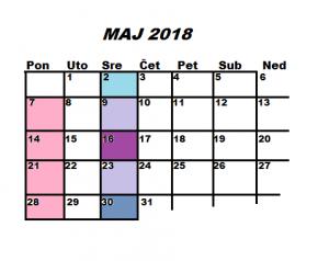 maj-raspored-horoskop