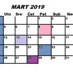 Najava programa za MART 2019